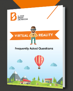 Virtual reality frequently asked questions guide cover